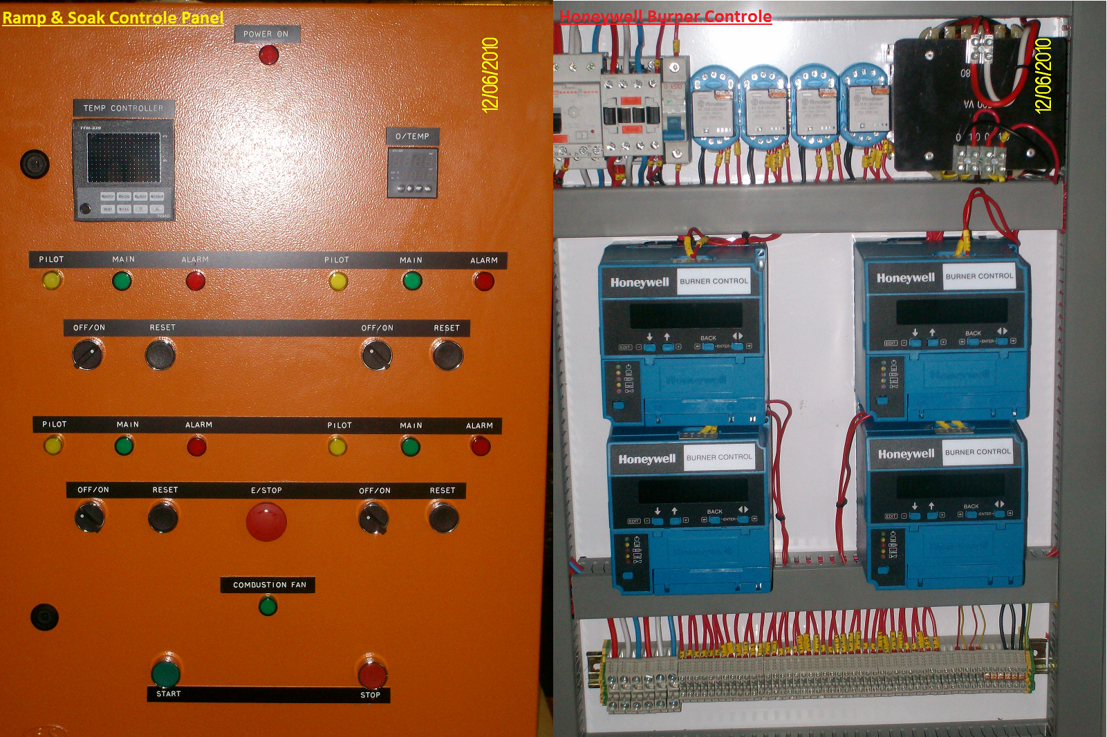 3.8 CONTROL PANELS – custom made to suit application with CAD wiring diagram  and PLC 3.9 IN-LINE HEATERS 3.10 ANY SPECIALIZED INDUSTRIAL HEATING AND  PROCESS ...
